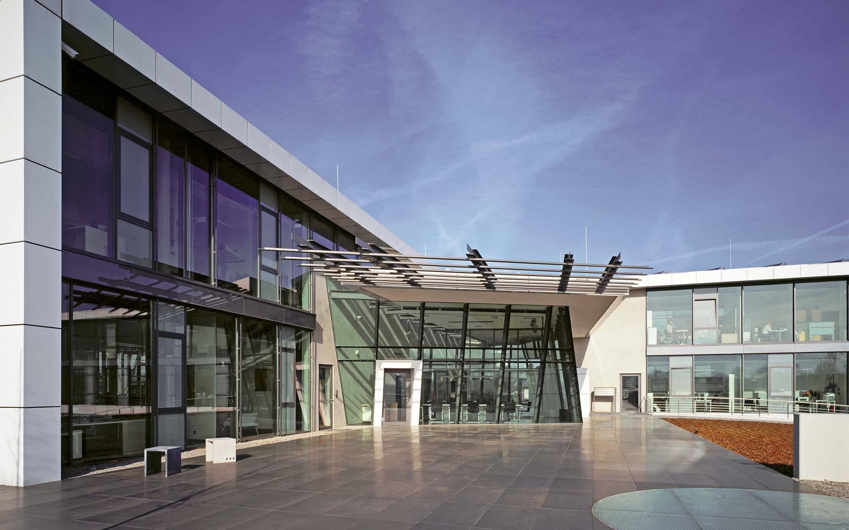 Architekturb ro m ller huber architektur leben - Architekt oberkirch ...